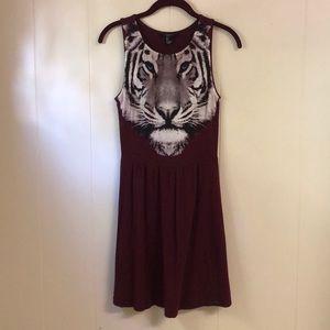 Forever 21 Tiger Dress